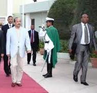 طائرة اماراتية لنقل رئيس الجمهورية خلال زيارته